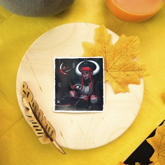 Наклейка Demon, El Mad