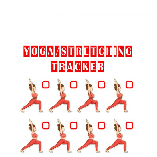 Yoga/Stretching Tracker Free