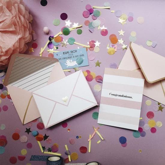 Поздравительные открытки Chiori