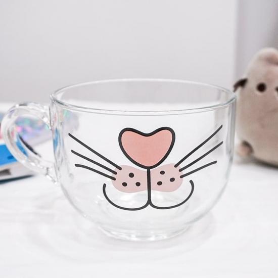 Оригинальная чашка Cat Face