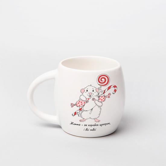Чашка Мышонок