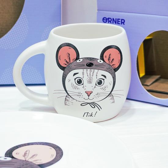 Чашка Пик