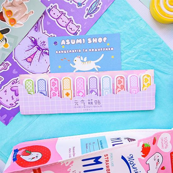 Стикеры для заметок Bunsoko