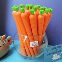 ⛔ПРОДАНО⛔Ручки морковки ❤️ . 🔸Необычные 🔸Яркие 🔸Хвостик снимается 🔸Сменный стержень . В офисе/школе/университете ты 100% выделиться из массы с такой ручкой ❤️ ✔️Цена - 25 грн/шт . #asumi_pen